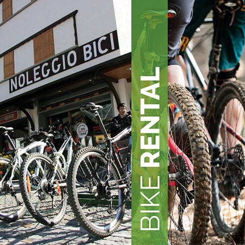 Bike Rental in Bormio