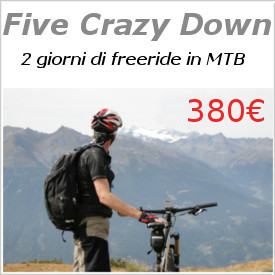 Offerta 2015 Five Crazy Down